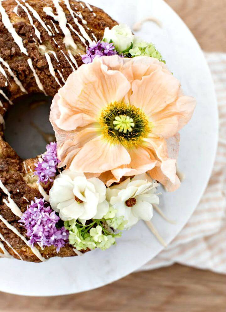Make Spring Coffee Cake Recipe