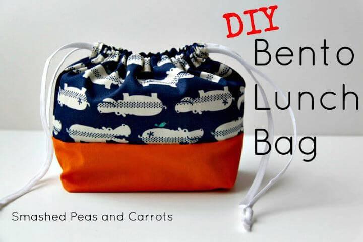 Make a Bento Lunch Bag