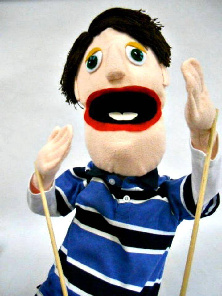50 Easy Puppet Crafts For Kids To Diy