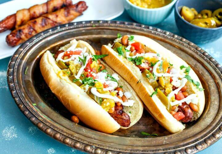 Sonoran Hot Dogs Recipe - DIY