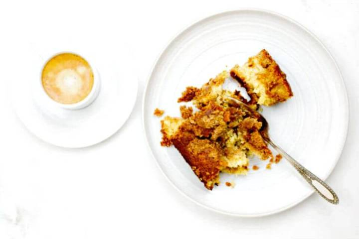 Make Gluten-free Coffee Cake  Recipe