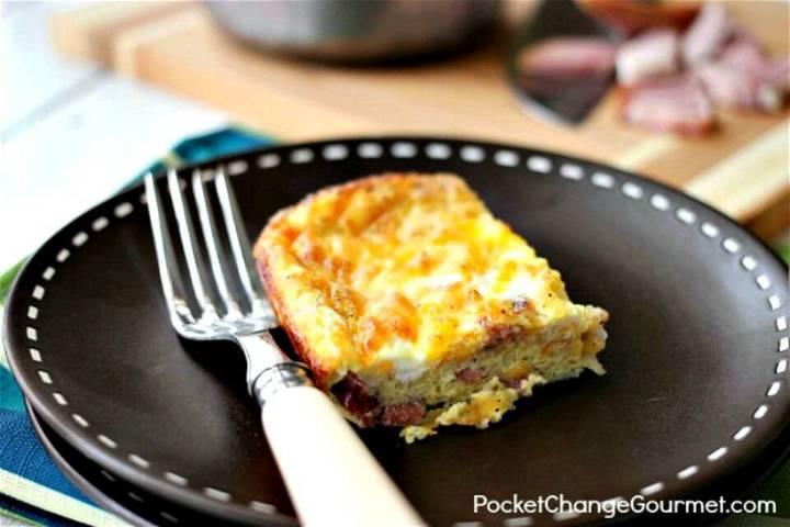 Ham And Egg Casserole Recipe