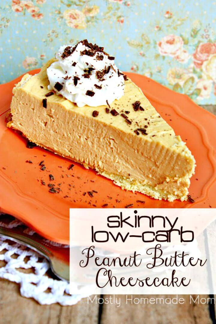 Lose Weight Eating Peanut Butter Cheesecake Recipe
