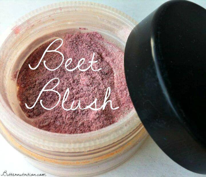Make Your Own Beet Blush Recipe - DIY