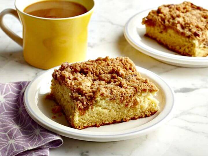 Deluxe Coffee Cake Recipe