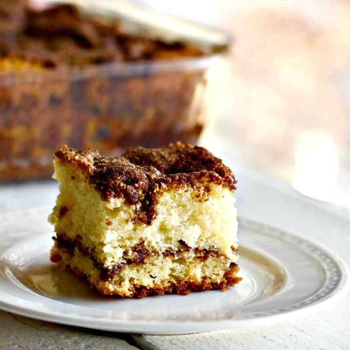 Prepare Delectable Coffee Cake Recipe
