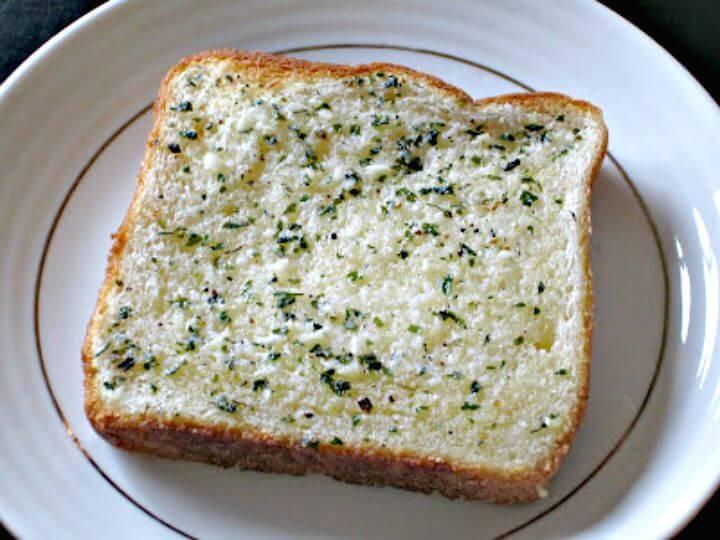 Prepare Garlic Texas Toast Recipe - DIY