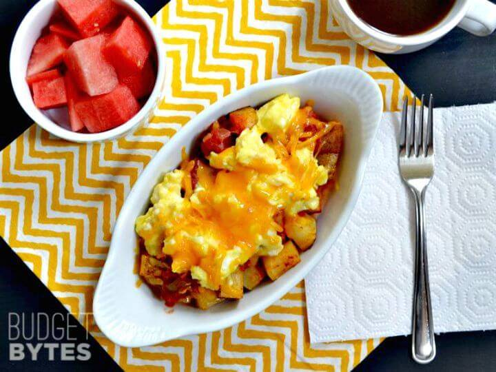Country Breakfast Bowls Recipe