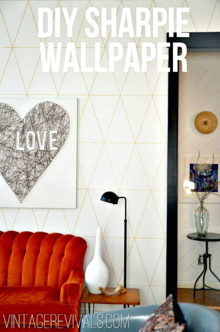 How To Create Sharpie Wallpaper