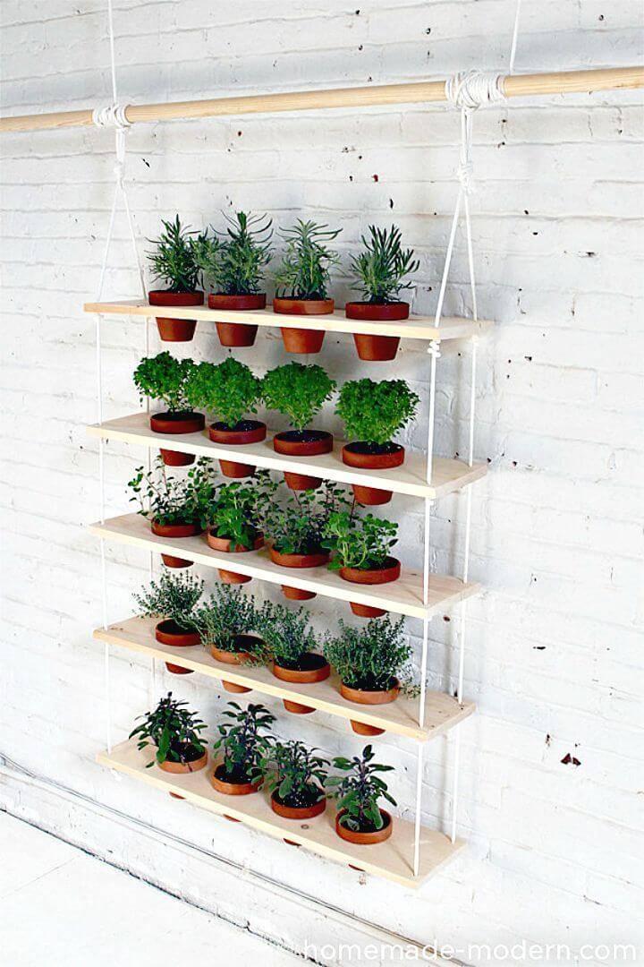 Build a Hanging Garden
