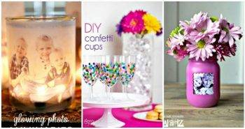 40 Very Last Minute DIY Gift Ideas That You Can Easily Make, DIY Gifts, DIY Crafts, DIY Projects, DIY Craft Ideas, DIY Fashion, DIY Home Decor Ideas