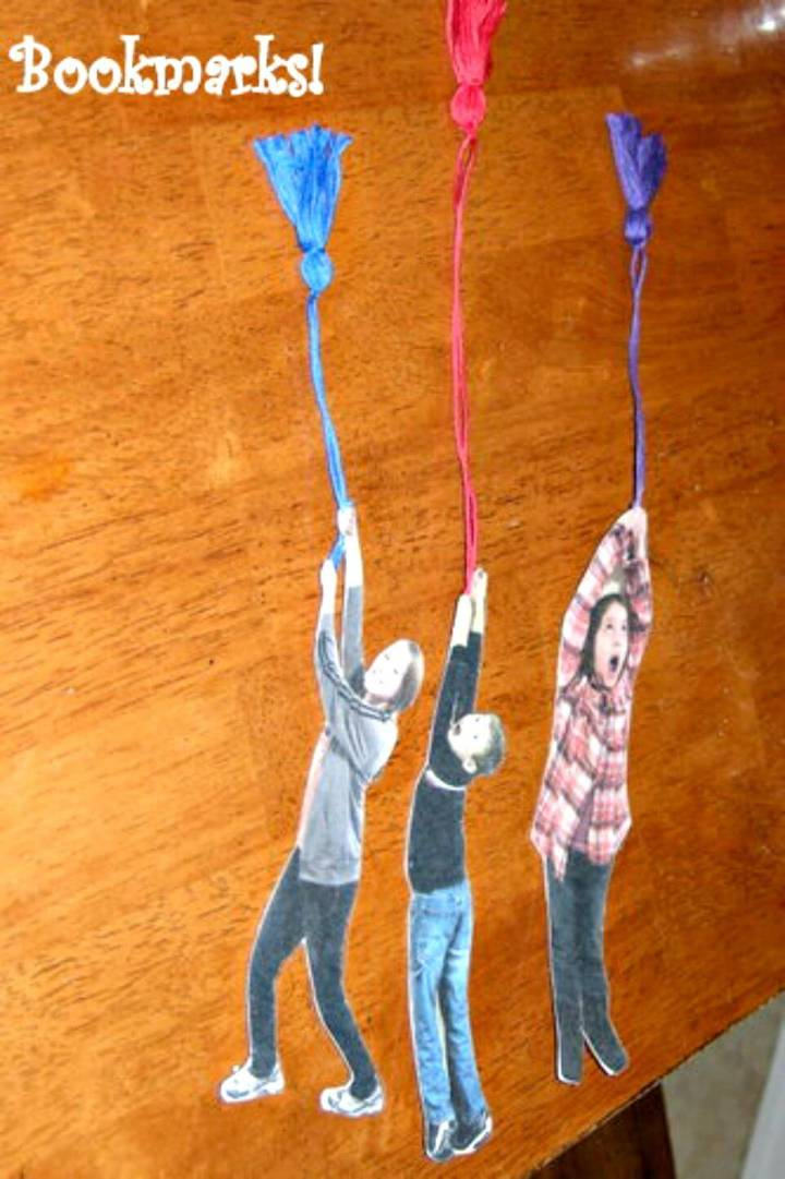 Amazing DIY Homemade Bookmarks