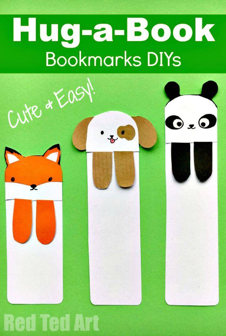 Make Your Own Dog Bookmark