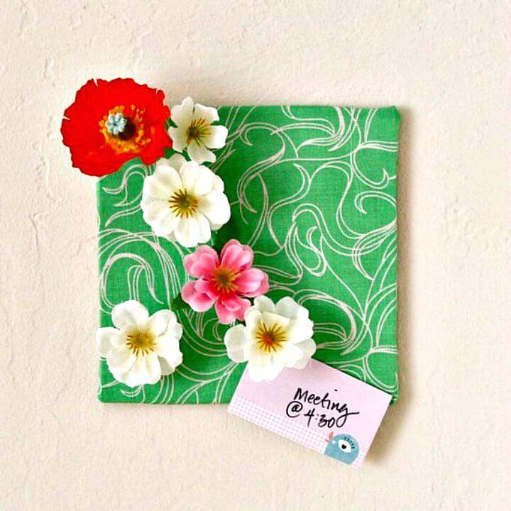 Easy DIY Flower Push Pins - Gift Ideas