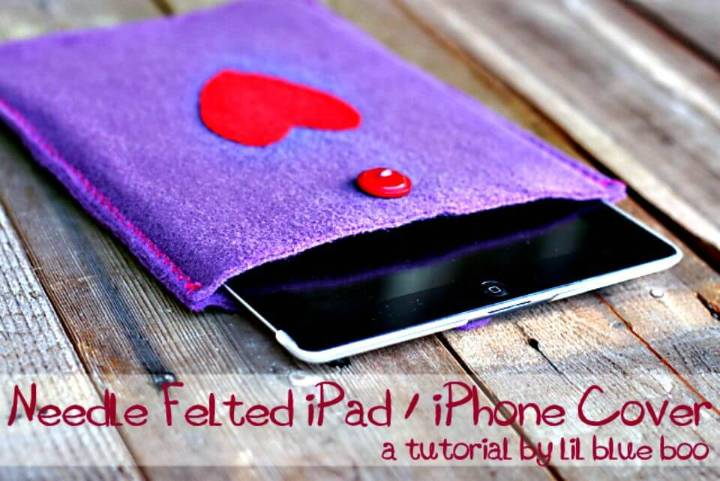 Easy To Make Ipad Cover - Quick DIY