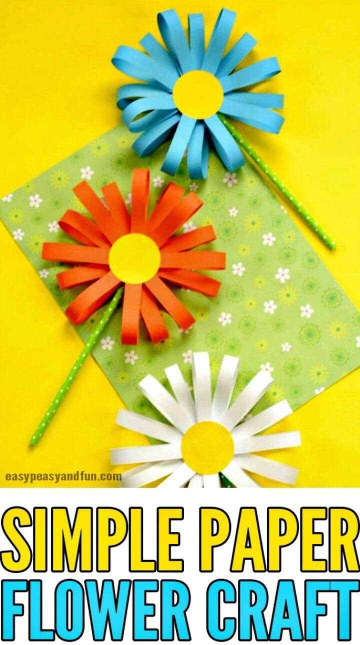 How to Make Paper Flower - DIY