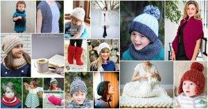 105 Easy Free Knitting Patterns for Beginners, knitting patterns ravelry, easy knitting patterns