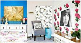 25 Inexpensive DIY Large Scale Wall Art Ideas, DIY Home Decor, DIY Projects
