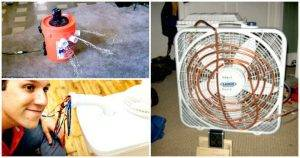 5 DIY Air Conditioner Projects You Can Do At Home, DIY Crafts, DIY Projects, DIY Ideas, DIY Hacks, DIY Home Decor Ideas (2)