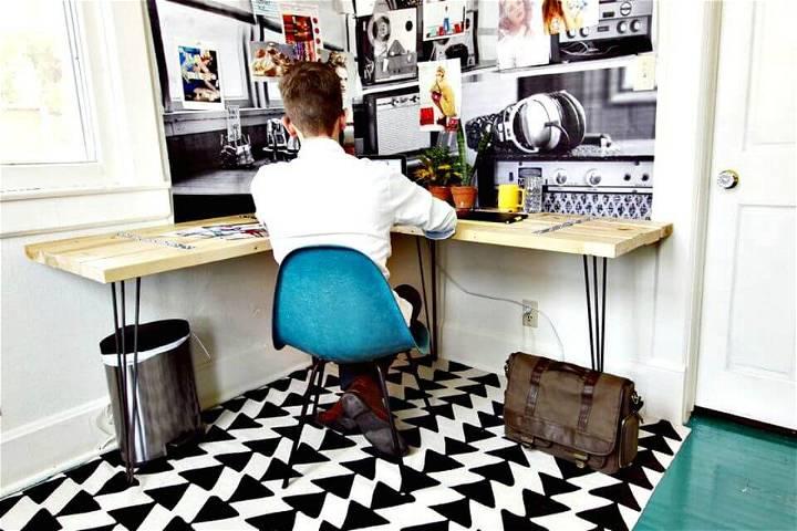 Build a Framing Wood Corner Desk - DIY Furniture Tutorial