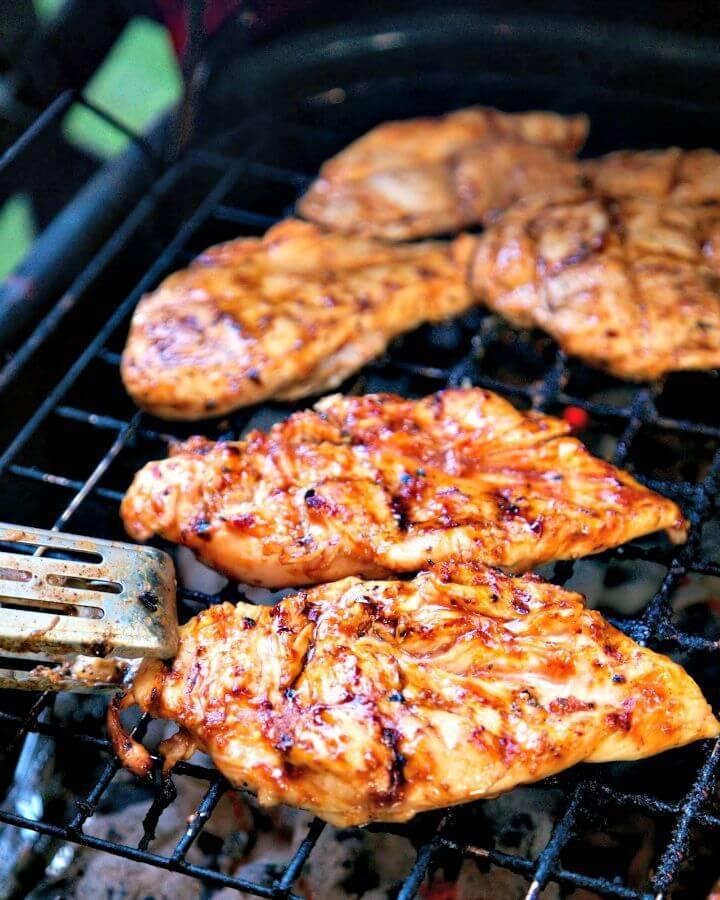 Make 3-ingredient Italian BBQ Chicken