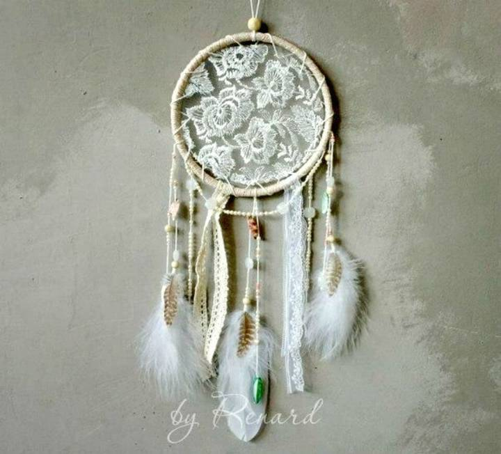 Quick DIY Dream Catcher Delight