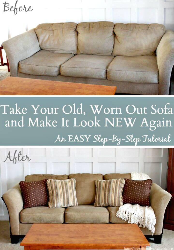 DIY Saggy Couch Solutions
