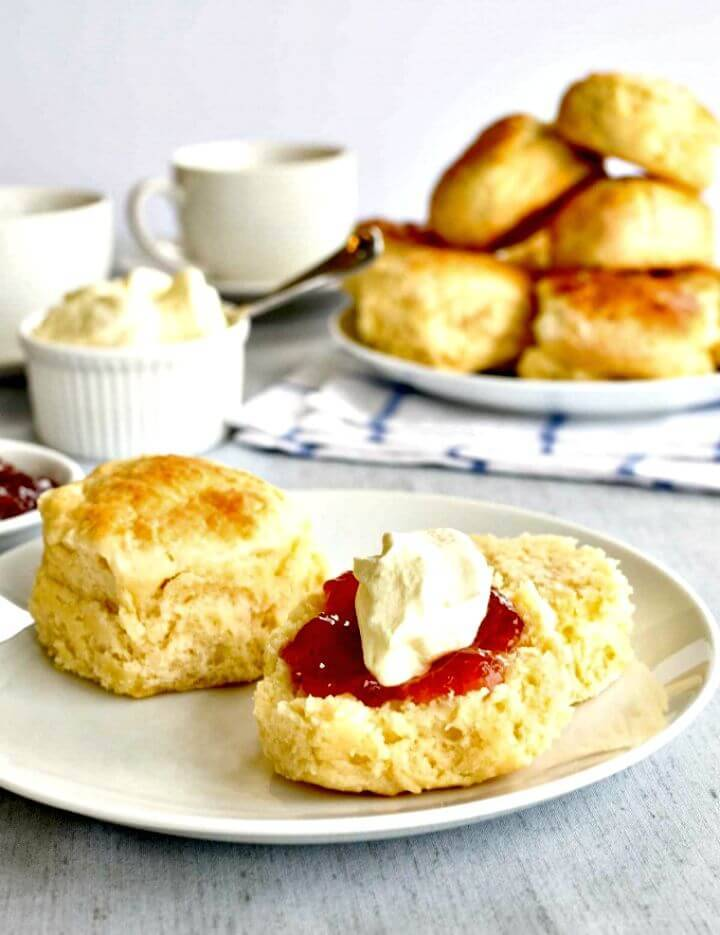Fastest and Easiest Lemonade Scones Recipe