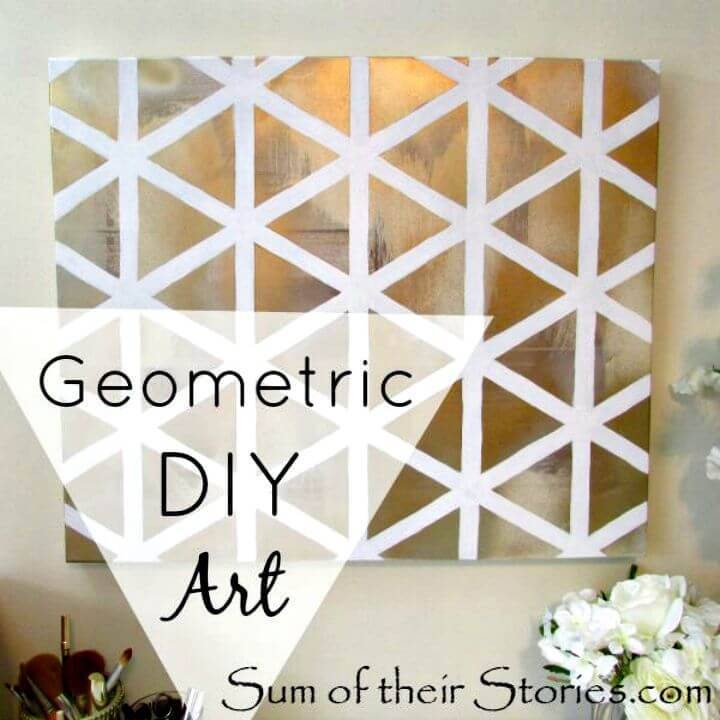 How To Make Geometric Art