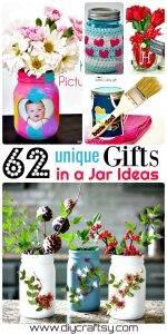 62 Unique DIY Mason Jar Gift Ideas, Gifts in a Jar Ideas, DIY Crafts, DIY Mason Jar Ideas, DIY Projects, DIY Home Decor ideas