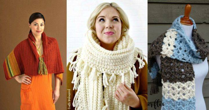 18 Free Crochet Tassels Patterns, Free Crochet Patterns, Crochet Stitches, DIY Crafts