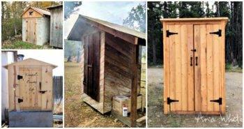 6 DIY Smokehouse Plans, DIY Smoker Ideas, DIY Smoker plans, DIY Projects, DIY Home Decor Ideas, DIY Garden Projects
