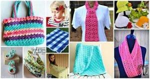 35 Free Crochet Patterns For Spring, Free Crochet Patterns, Free Patterns, Crochet Patterns, DIY Crafts