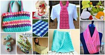 35 Free Crochet Patterns For Spring, Free Crochet Patterns, Free Patterns, Crochet Patterns, DIY Crafts