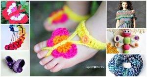 48 Free Crochet Butterflies Pattern, Free Crochet Patterns, Easy Crafts, Easy Craft Ideas, DIY Crafts