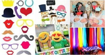 15 Easy DIY Photo Booth Ideas for Your Next Party, build your own photo booth, build your own photo booth, diy photo booth frame, DIY Crafts