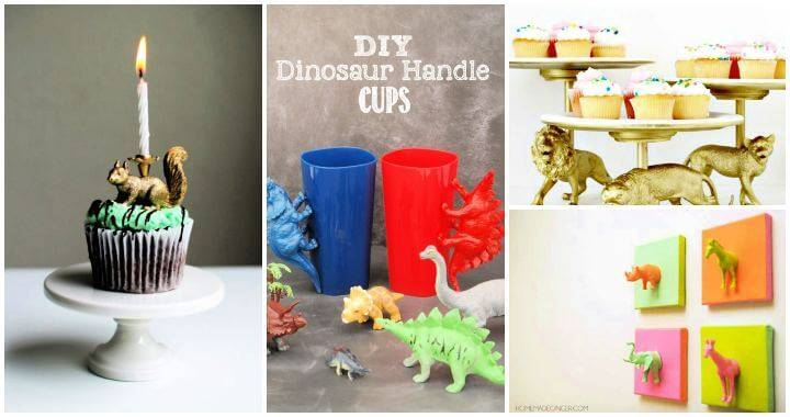 20 DIY Plastic Animal Crafts for Home Decor, DIY Projects, DIY Crafts, DIY Home Decor Ideas