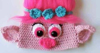 3 Unique Troll Hat Crochet Pattern Free Poppy Hat Patterns
