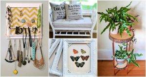 30 DIY Shabby Chic Home Decor Ideas, DIY Home Decor Projects, diy shabby chic decor, DIY Projects, DIY Crafts
