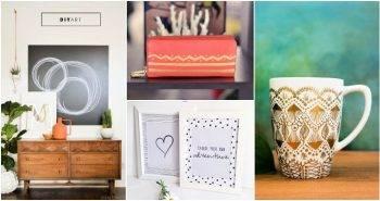 33 Creative DIY Sharpie Art Ideas, sharpie pens, sharpie markers, DIY Crafts, DIY Crafts for Kids, Easy DIY Projects
