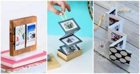 34 Creative DIY Photo Album Ideas