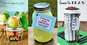 37 Easy DIY Mason Jar Gifts And Fun Ideas In A Jar