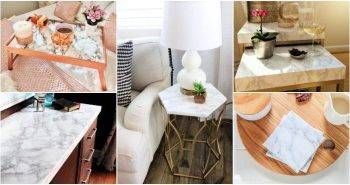 45 Contact Paper Ideas To Decorate Your Home Easily