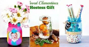62 Unique DIY Mason Jar Gift Ideas Gifts in a Jar Ideas DIY Crafts DIY Mason Jar Ideas DIY Projects DIY Home Decor ideas