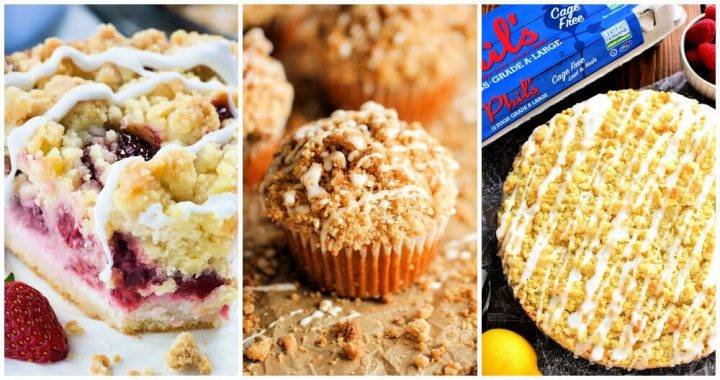 75 Quick and Easy Coffee Cake Recipes You Must Try
