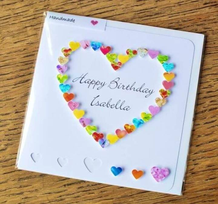 Adorable DIY Handmade Birthday Card, Tips to Make birthday Card