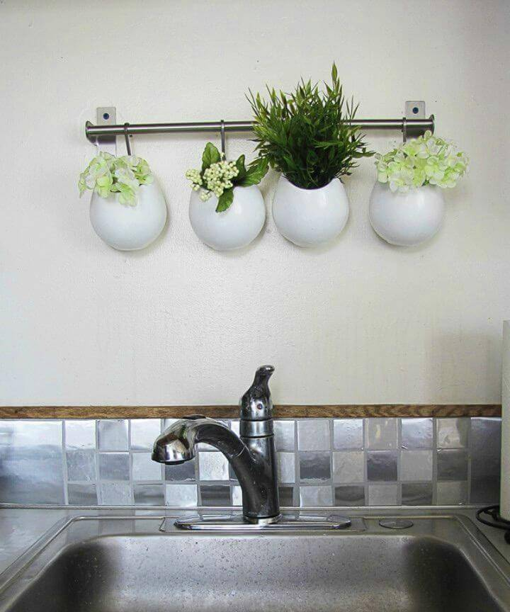 DIY Contact Paper Tile Backsplash, faux the kitchen tile backsplash using the tile contact paper!