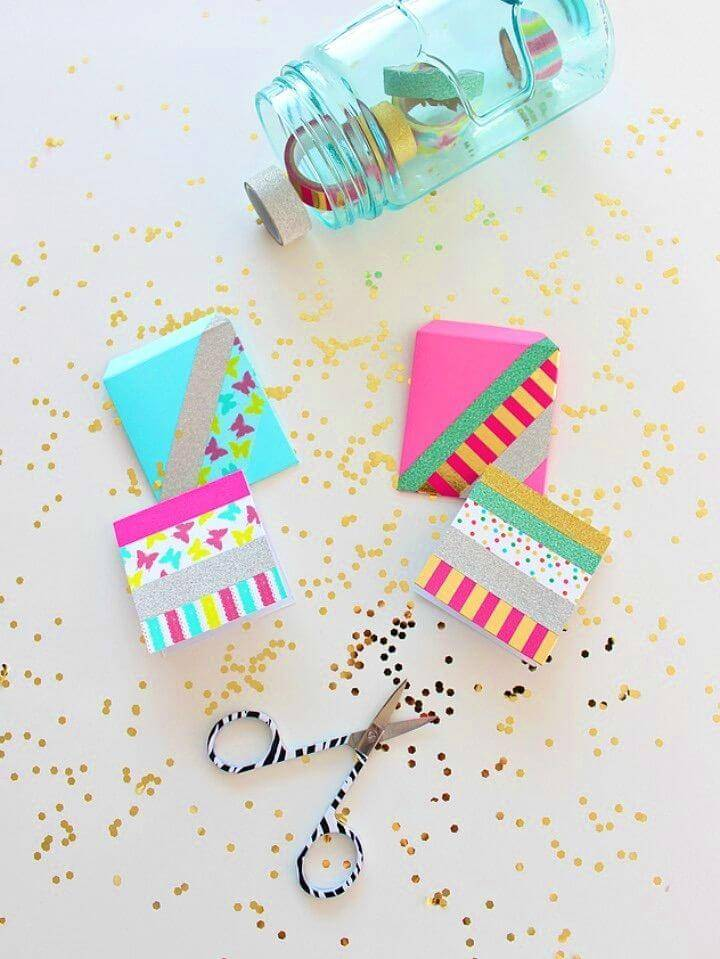 Quick and Colourful DIY Birthday Cards, Easy DIY birthday Cake ideas