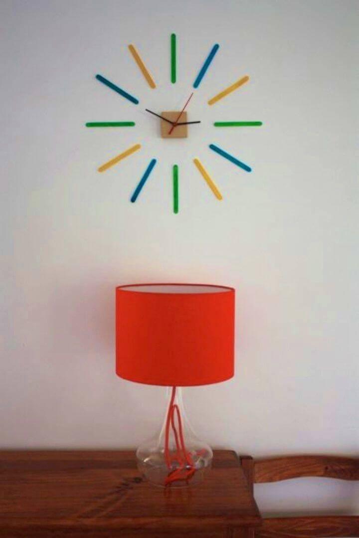 Fascinated DIY Clocks