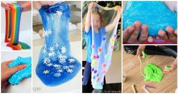 How To Make Slime Recipe – 55 Easy Slime Recipes